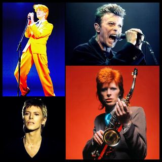 BOWIE: V2 SCHNEIDER TO LITTLE RICHARD