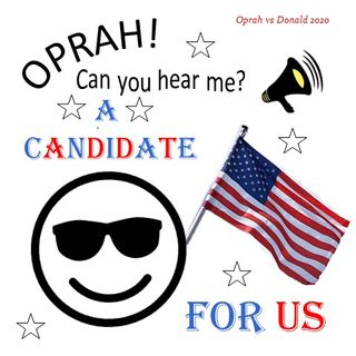 Oprah - Can You Hear Me - 44 - A Candidate for US