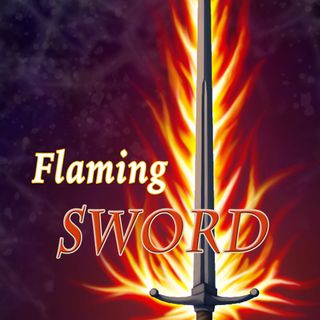 Flaming Sword, Genesis 3:22-24