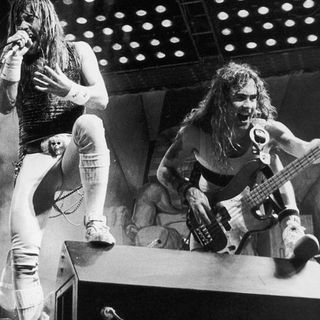 ESPECIAL IRON MAIDEN LIVE AT ROCK IN RIO 1985 CDR PROD #IronMaiden #yoda #r2d2 #avatar #BOP #TWD #mulan #thewitcher #