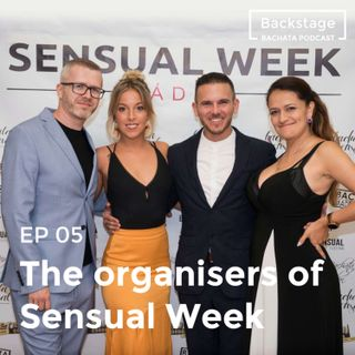 Behind the scenes of a Bachata festival | Sensual Week