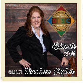 The Cannoli Coach: Follow the Platinum Rule w/Candace Gruber   Episode 036