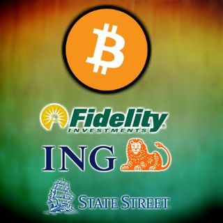BITCOIN & CRYPTO PUMP - Banks, Stock Exchanges, & Major Financial Institutions All Want Crypto