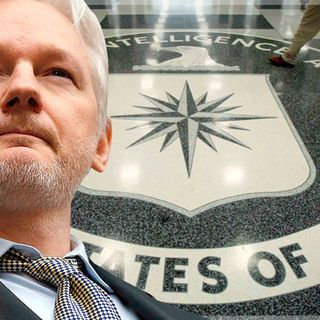 CIA REPORTEDLY CONSIDERED KIDNAPPING, AND CAUSING JULIAN ASSANGE TO DISAPPEAR!