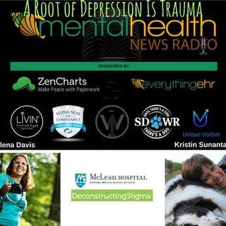 Deconstructing Stigma: A Root of Depression Is Trauma With Marlena Davis