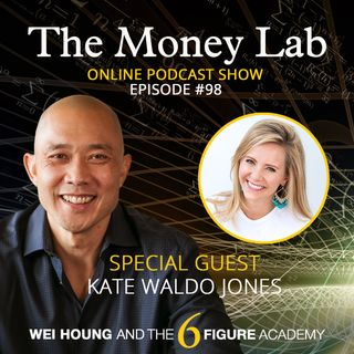 "Episode #98 - The ""If You Don't Work Hard You're A Bad Person"" Money Story with Guest Kate Jones"