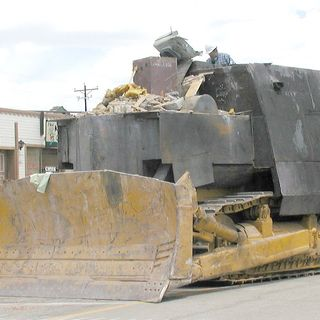 5-Marvins, The Killdozer