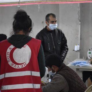 Siria del Nord: l'emergenza (sanitaria nell'emergenza)