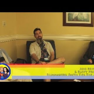 From Stage to Screen, Faith Ties It Together! Filmmakers Rusty & Jose on the Hangin With Web Show