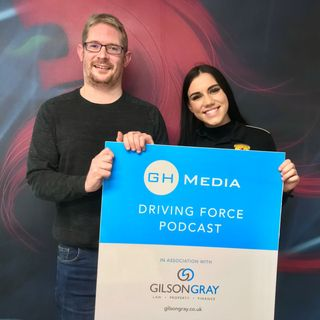 GH Media Driving Force Podcast - Episode 13