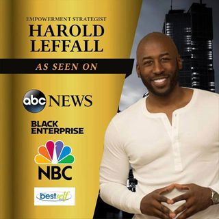 "MXMGATL 98.9FM 10/11 ""True Life Experiences"" with Author Harold Leffall"