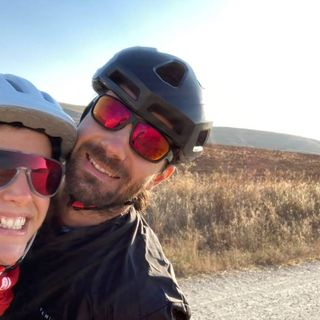 David e Francy, in tandem sul Cammino di Santiago a 4 anni dall'arresto cardiaco