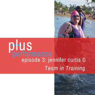 PP 003:  Jennifer Curtis & Team in Training