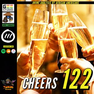 Issue #122: Cheers