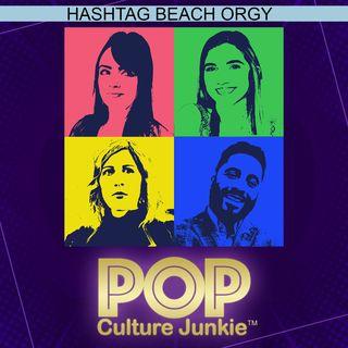 Hashtag Beach Orgy