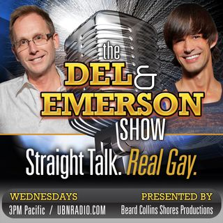 The Del and Emerson Show - Brandon Liberati, Craig Ramsay, and Pandora Boxx