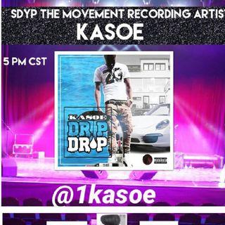 THE TOUR :SPECIAL GUEST RECORDING ARTIST KASOE