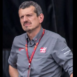 Günther Steiner: less is more!