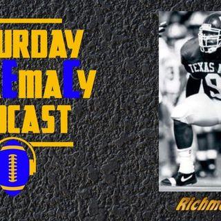 College Football Week 2, Richmond Webb Interview (9-6-19)