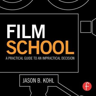 Film School book lays out practical, impractical! INTERVIEW