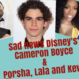 Sad News Disney Star, Cameron Boyce Gone Too Soon And Other Celebs
