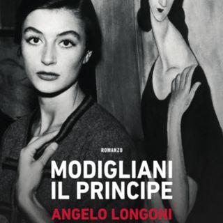 "Angelo Longoni ""Modigliani il principe"""