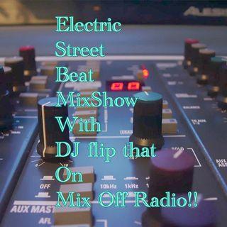 Electric Street Beat MixShow 9/21/20 (Live DJ Mix)