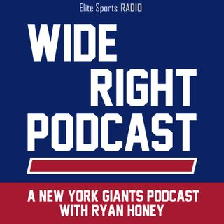 Wide Right Podcast 4: New York Giants-Vikings Recap, Sterling Shepard Injury, Patriots Preview