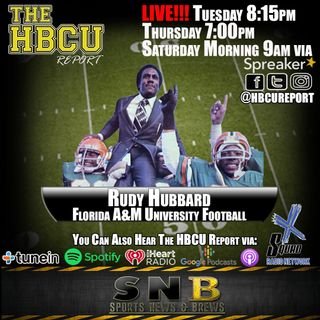 The HBCU Report-Chasing A Ghost...