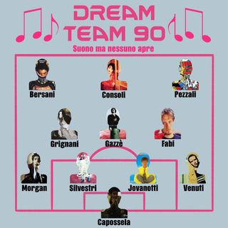 Ep.17 - Cantautori Anni '90: il Dream Team