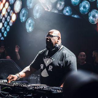 Programma DJ Carl Cox 2017