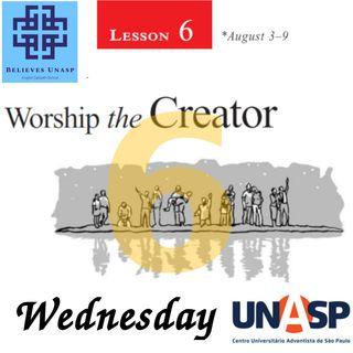 Sabbath School Aug-7 Wednesday
