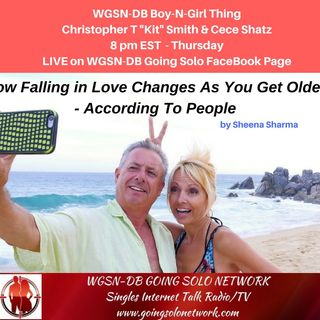 How Falling In Love Changes As You Get Older