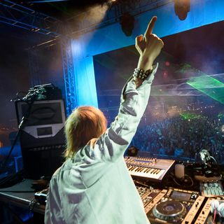DJ killed the Popstar