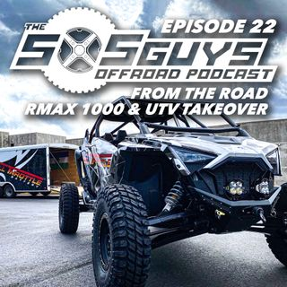 Episode 22: RMAX 1000 & Takeover, OK