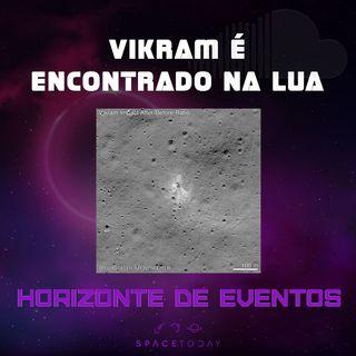 Horizonte de Eventos - Episódio 6 - Vikram É Encontrado na Lua