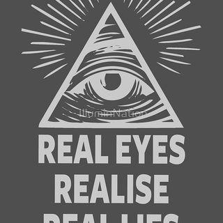 REAL EYES REALIZE REAL LIES W/ HOPI NG