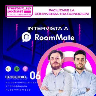 Episodio 6 | Facilitare la convivenza tra coinquilini - Intervista a RoomMate