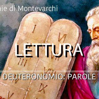 1° incontro sul Deuteronomio - lettura del testo