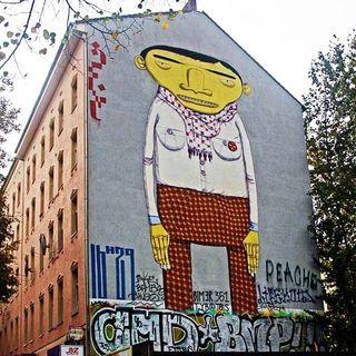 DUMBO IV - S4E2 - Kreuzberg, Berlino