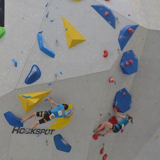 climbingradio: Coppa Italia Lead 3° prova, intervista agli atleti