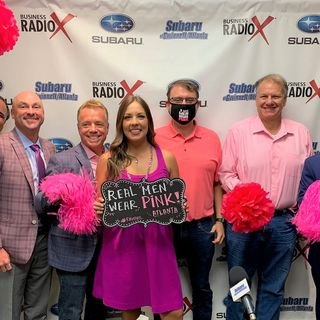 """American Cancer Society's """"Real Men Wear Pink of Atlanta"""" Campaign"""