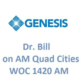Dr Bill from Genesis Health System - March 11 2020