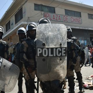 U.N.-Backed Police Force Carried Out Massacre In Haiti +