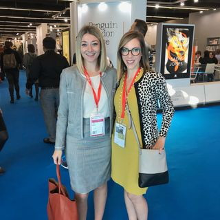 Frankfurt Book Fair Recap With Corine Moulder and Sarah Miniaci