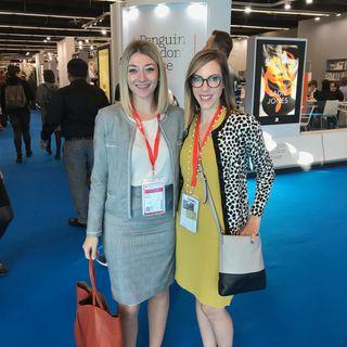 Frankfurt Book Fair Recap With Corine Moulder and Sarah Miniaci