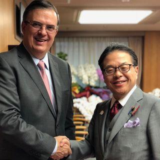 Japón quiere invertir más en México