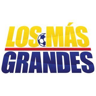 LOS MÁS GRANDES programa 002- JULIO 26, 2017.