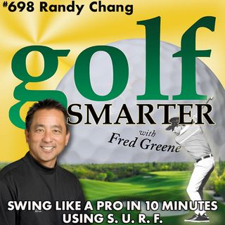 Swing Like a Pro in 10 Minutes using S.U.R.F.! with Randy Chang