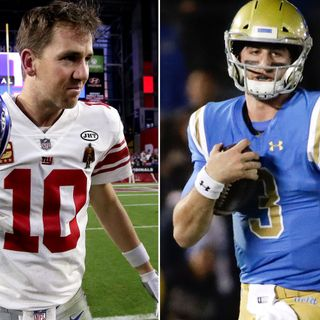 Giant Decisions at QB, Present and Future, in New York